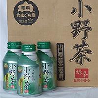 山口のお茶 小野茶300ml/24本入の写真