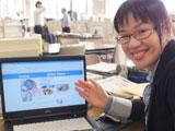 やまぐち森の恵みネットワークのフェイスブック、「いいね!」で応援してくださいね!(田中さん)