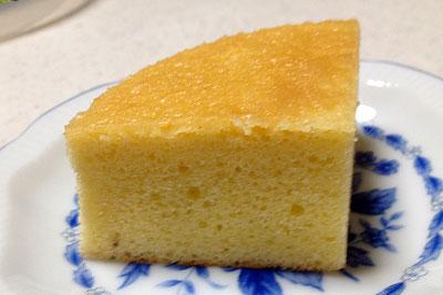 イチゴのチーズケーキの写真
