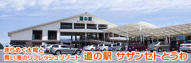 山口県の道の駅/きらめく太陽と青い海のリフレッシュリゾート 道の駅 サザンセトとうわ