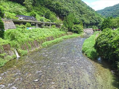 宇佐川の写真