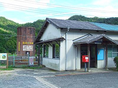 篠目駅の写真