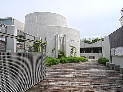 中原中也記念館外観の写真