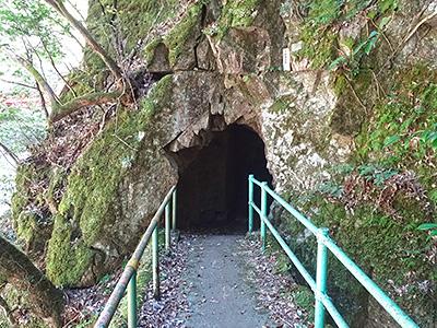 北海洞門の写真