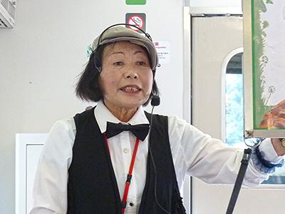 南山格子さんの写真