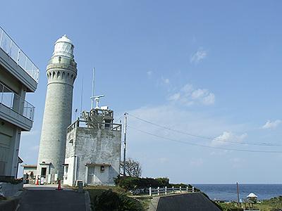 角島灯台公園周辺の写真