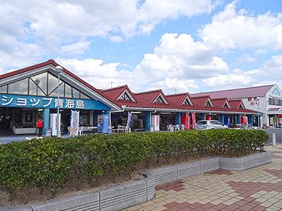 青海島シーサイドスクエアの写真