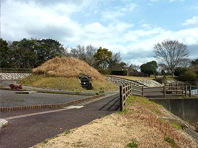 塚の川古墳公園の写真