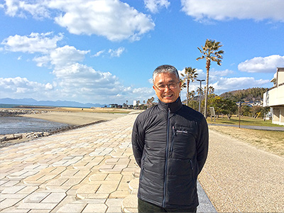 嶋田紀和さんの写真