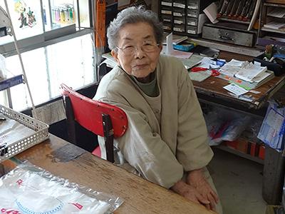 江原公子さんの写真
