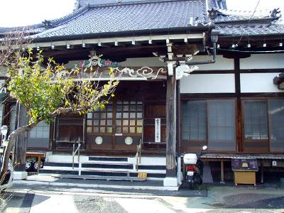 泉福寺外観の写真