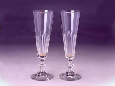 「周布政之助所用ガラス杯」の写真