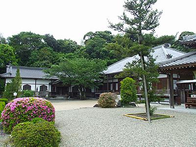 宗隣寺外観の写真