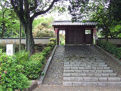 福原史跡公園外観の写真